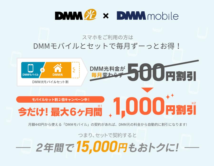 DMM光セット割