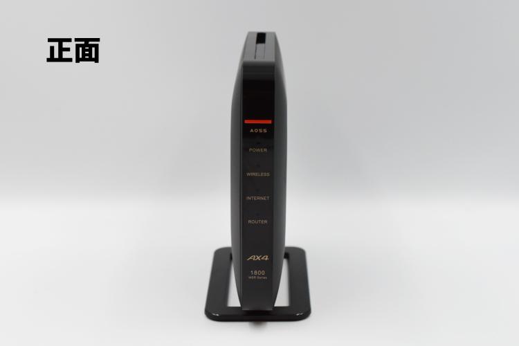 WSR-1800AX4正面